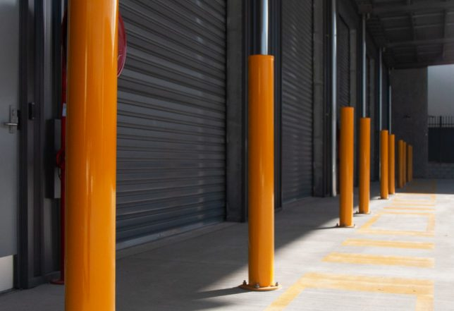 barriers & bollards brisbane