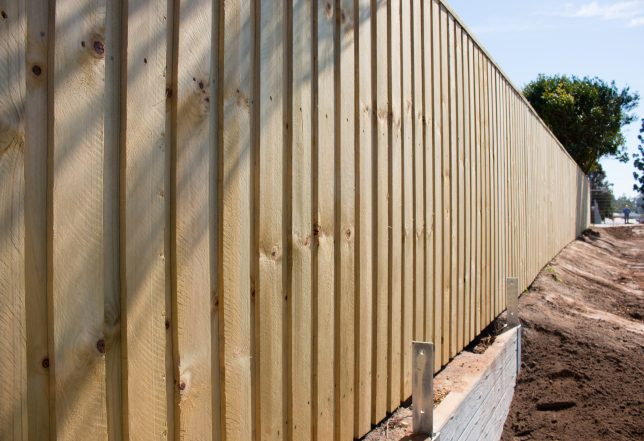 timber fencing brisbane southside